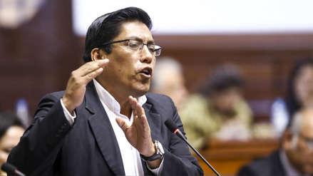 Ministro de Justicia Vicente Zeballos responderá este lunes ante el Congreso por el caso Goro