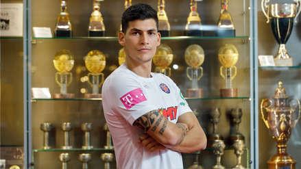 ¡Nuevo club para el peruano! Iván Bulos es el último gran fichaje del Hajduk Split de Croacia