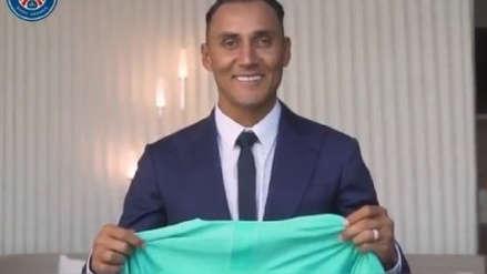 ¡Confirmado! Keylor Navas es oficialmente nuevo jugador de PSG