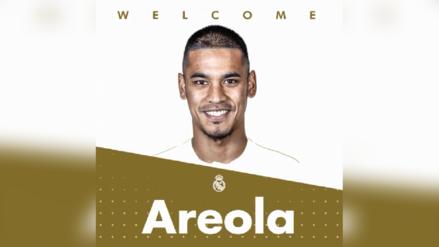 Real Madrid oficializó la llegada del portero Alphonse Areola