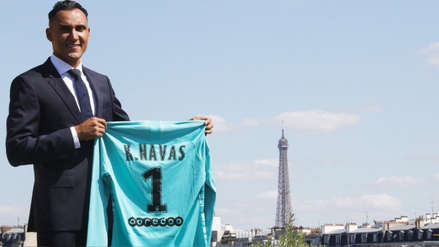 ¡Se olvida del Madrid! Keylor Navas reveló su meta en el París Saint Germain