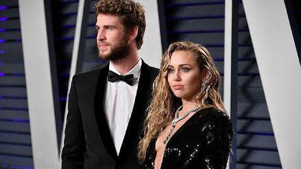 Liam Hemsworth busca que el divorcio de Miley Cyrus se lleve lo más rápido posible