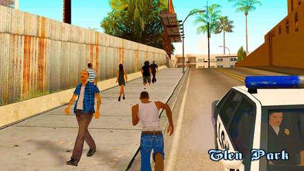 ¡Hesoyam! Descubren nuevos trucos para GTA San Andreas en su versión de celulares