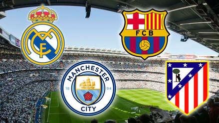 ¡Con Real Madrid y Barcelona! Los 10 clubes que más dinero gastaron en el mercado de fichajes