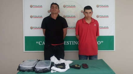 La Policía desbarató banda dedicada a la venta de droga en el Callao