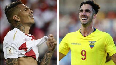 Leonardo Campana lamenta ausencia de Paolo Guerrero en el Perú vs. Ecuador: