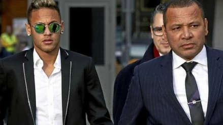 Padre de Neymar llamó a Real Madrid luego que el fichaje a Barcelona quedó descartado