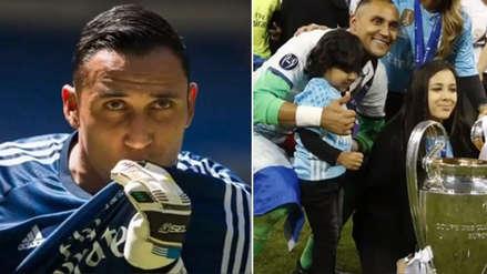 Keylor Navas se despidió de los hinchas del Real Madrid con un emotivo video