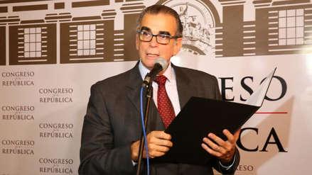 Comisión de Venecia propone visitar Perú por consulta de Olaechea sobre adelanto de elecciones