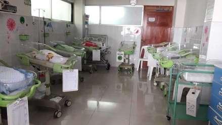 Minsa informa que 1200 bebés prematuros fallecieron en lo que va del año