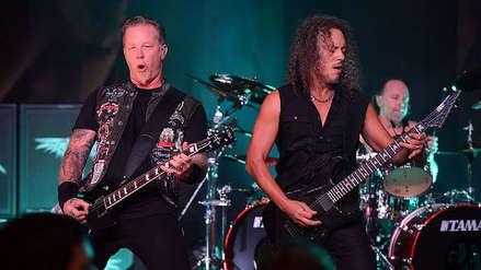 Metallica proyectará su concierto con la Orquesta Sinfónica de San Francisco en los cines peruanos