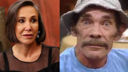 Florinda Meza aseguró que Don Ramón era adicto a las drogas y su familia le pide que se retracte