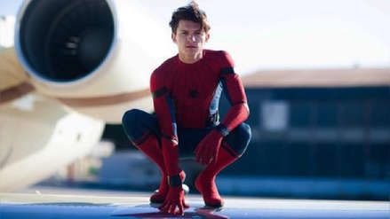 Tom Holland despide a Spider-Man de Marvel: