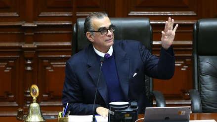 Congresistas de cinco bancadas rechazan solicitud de Olaechea ante la Comisión de Venecia