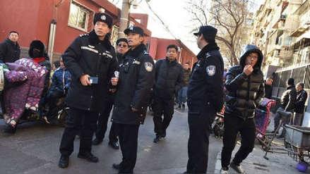 Ocho niños asesinados y dos heridos a puñaladas en una escuela de China