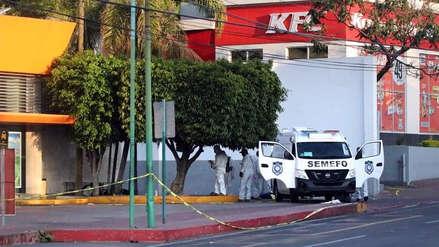 Sicarios mataron a cinco personas en un terminal de autobuses de México