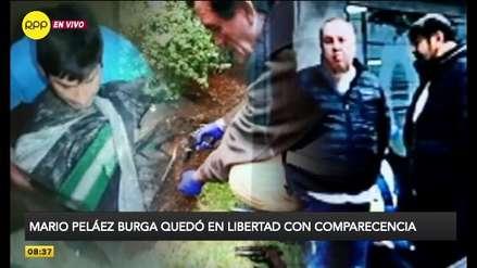 Juez ordena libertad del sobrino del exfiscal de la nación investigado por narcotráfico