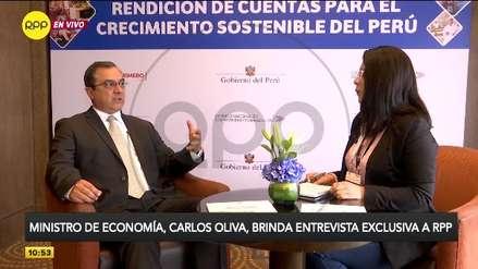 Ministro Oliva: