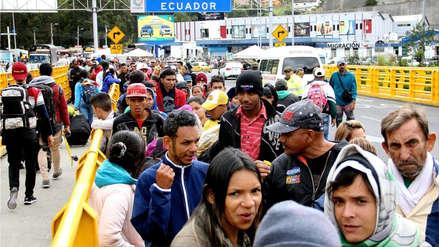 Perú, Ecuador y Chile compartirán información sobre visas otorgadas a ciudadanos venezolanos