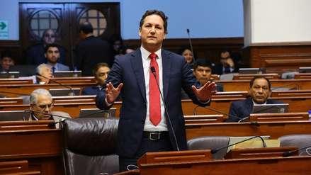 Congresista de Fuerza Popular presenta denuncia constitucional contra Daniel Salaverry