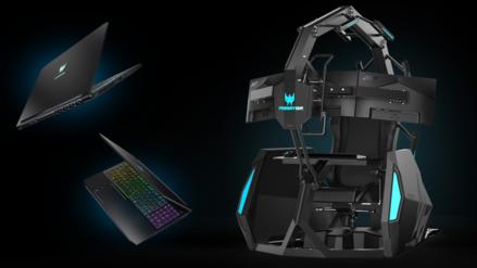 """IFA 2019: Acer abre la feria con todo el poder """"gaming"""""""