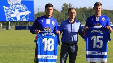 Beto da Silva presentado en el Deportivo: