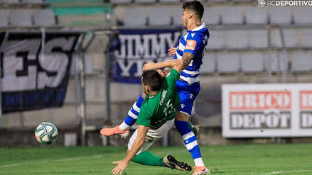 ¡Debutó con golazo! Beto de Silva anotó su primer gol con el Deportivo la Coruña