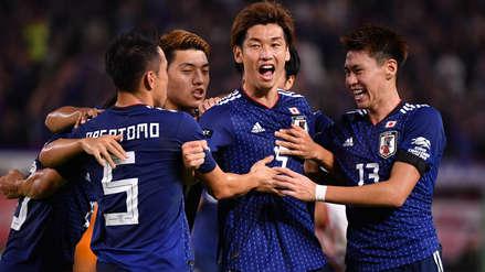 Japón venció 2-0 a Paraguay en un amistoso disputado en Kashima