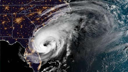 Huracán Dorian recupera la categoría 3 tras y avanza hacia la costa de EE.UU.