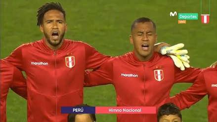 ¡A todo pulmón! Así se cantó el Himno Nacional del Perú en el Red Bull Arena de Nueva Jersey