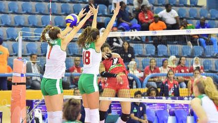 Selección Peruana de Voleibol inició su participación en el Mundial Sub-18 con una derrota ante Bulgaria