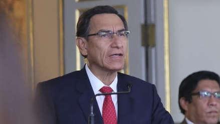 Bancadas solicitan reunión con Vizcarra para abordar proyecto de adelanto de elecciones