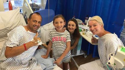 Por amor a sus hijas, una mujer le donó un riñón a su exesposo