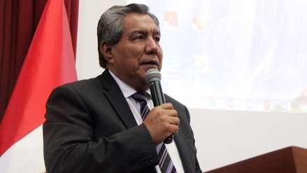 Gobierno aceptó la renuncia del viceministro de Salud Pública