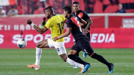 ¡No se pudo! Perú perdió 1-0 ante Ecuador en amistoso internacional jugado en Nueva Jersey