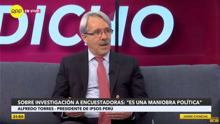 Presidente de Ipsos: