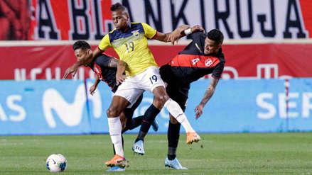 Perú vs. Ecuador: resultado, resumen y mejores del partido amistoso en Red Bull Arena de Nueva Jersey