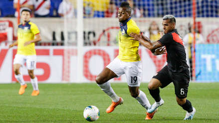 ¡Triunfo tricolor! Ecuador venció 1-0 a Perú por amistoso internacional fecha FIFA