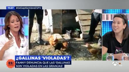 España | Críticas a activista vegana por defender a los animales, pero apoyar asesinos