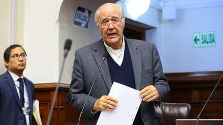 """¿Verdadero o Falso? Víctor Andrés García Belaunde, congresista de la República: """"La cuestión de confianza no se puede presentar por temas de reforma constitucional, eso está sumamente aclarado ya"""""""