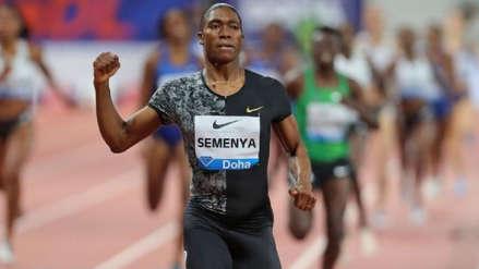 Caster Semenya, la atleta que le seguirá los pasos a Usain Bolt y jugará fútbol tras fichar por club africano
