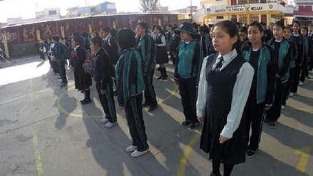 Escolares del valle del Tambo han perdido dos meses de clases por protestas contra Tía María