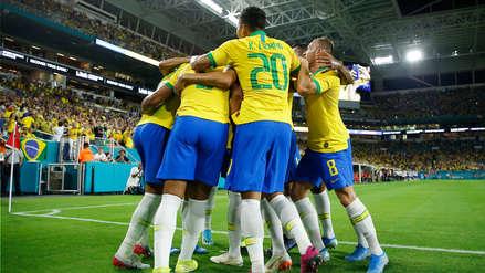 Con Neymar, Brasil empató 2-2 con Colombia en amistoso internacional por la fecha FIFA