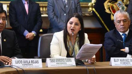 El 72% de peruanos rechaza que Tamar Arimborgo presida la Comisión de Educación del Congreso