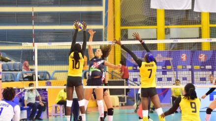 Selección Peruana de Voleibol sumó su primera victoria en el Mundial Sub-18 de Egipto ante Congo