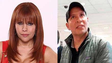 Magaly Medina tras difusión de videos de Adolfo Bazán:
