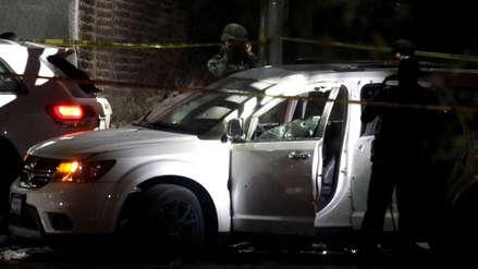 Mueren ocho presuntos narcotraficantes en un tiroteo con la Policía en México