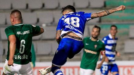 Beto Da Silva fue convocado por Deportivo La Coruña y tendrá la chance de hacer su debut en LaLiga2