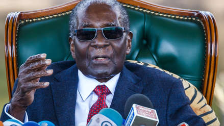 Murió a los 95 años Robert Mugabe, el cuestionado expresidente de Zimbabue