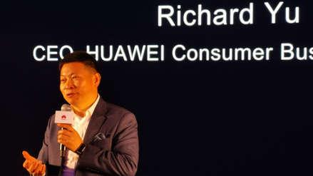 """CEO de Huawei: """"Si no podemos usar Android, el P40 del otro año será el primer teléfono con Harmony OS"""""""